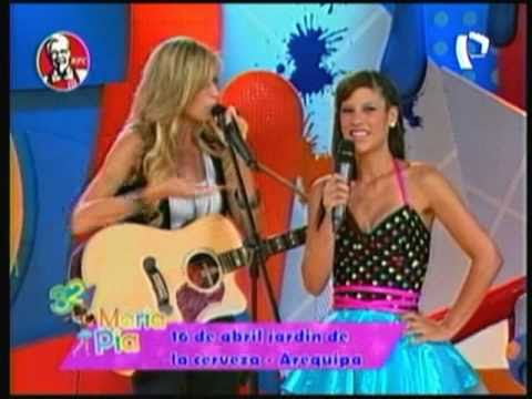 Anna Carina - Dime Si Esto Es Amor (Acustico)