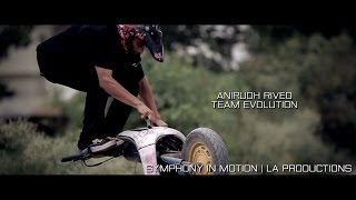 Symphony in Motion | Anirudh Rived | Freestyle Stunt-Riding | Team Evolution | LA Productions