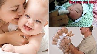 Muốn trẻ khỏe mạnh từ sơ sinh bố mẹ tuyệt đối tránh 5 điều cấm kỵ này