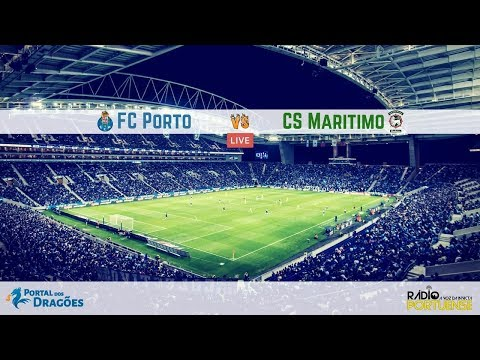 Relato do FC Porto vs CS Marítimo