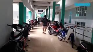 Bệnh viện thiếu điện, nước   bệnh nhân kêu trời