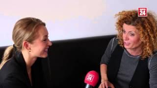 Lucy Diakovska im MOPO24 Exklusiv Interview mit Reporterin Juliane Bauermeister
