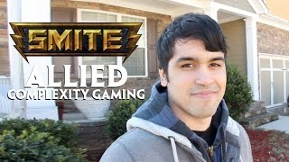 SMITE Player Profile - Allied (CompLexity Gaming)