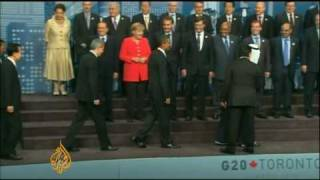 G20 leaders pledge to cut budget deficits