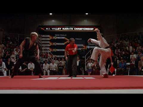 Cobra Kai: Premiere Feat. The Karate Kid - Crane Kick