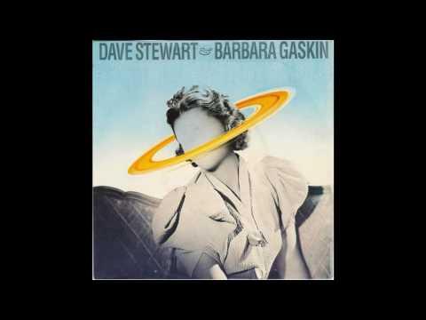 Dave Stewart & Barbara Gaskin - Roads Girdle The Globe (XTC Cover)
