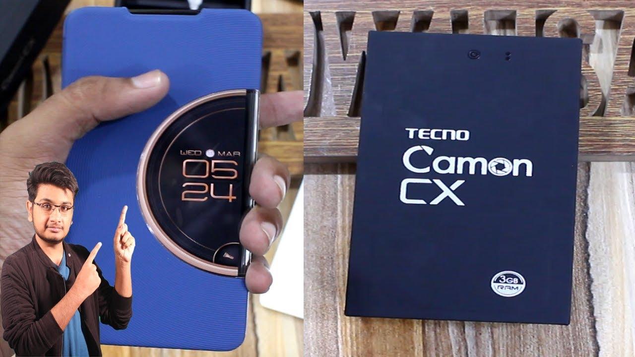 Buy Tecno Camon CX Air Smartphone | Price in Kenya