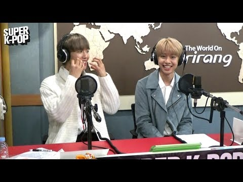 Super K-Pop MXM BRANDNEWBOYS&39;s  Episode on Arirang Radio