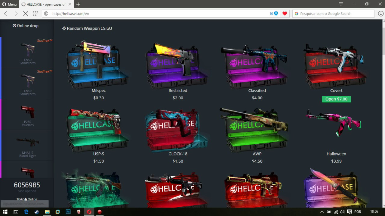 hell case promo code