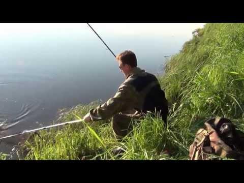 рыбалка летняя на язя леща