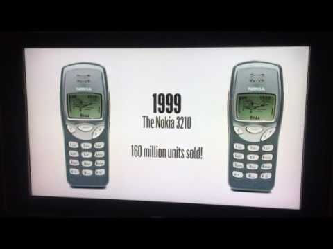 History of phones wired magazine