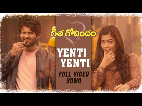 Yenti Yenti Full Video Song || Vijay...