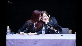 Video 180208 SinB X Sowon WonB SinWon Moment (Tom & Jerry line) download MP3, 3GP, MP4, WEBM, AVI, FLV Agustus 2018
