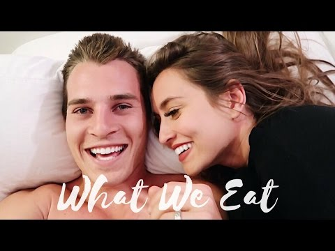 What WE Eat In A Day As Husband & Wife