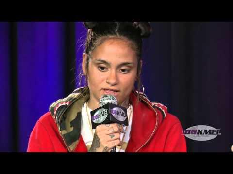 Kehlani talks Cloud 19, Poplyfe, America's Got Talent, Nick Cannon & HBK