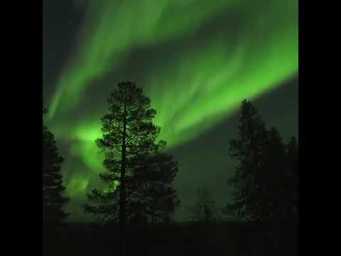 Jim E. Chonga - An Aurora Storm Lights Up the Skies Over Lapland, Finland!