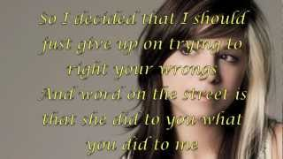 Bang Bang Bang - Christina Perri LYRICS