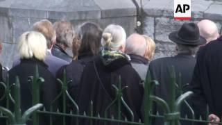 Funerals of the Pinczowski siblings killed in Brussels