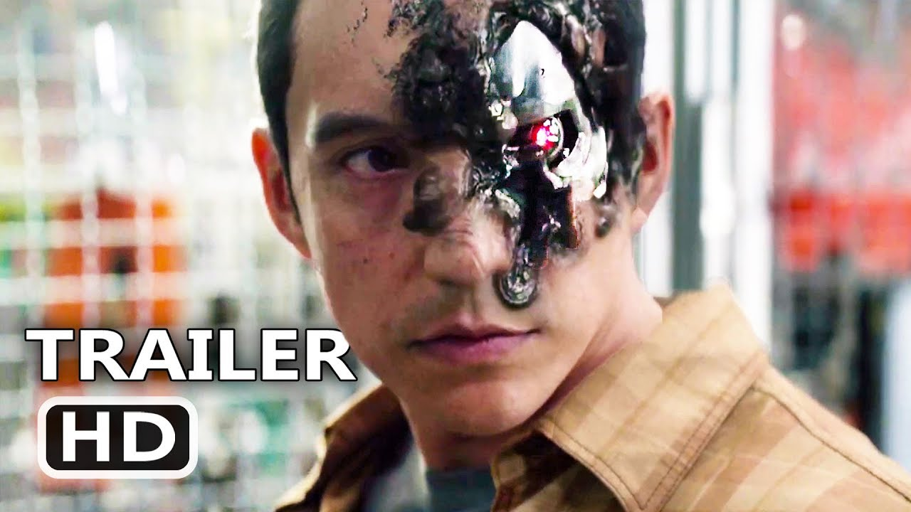 O EXTERMINADOR DO FUTURO 6 Trailer Brasileiro LEGENDADO (2019) Destino Sombrio