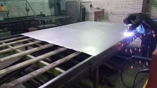 видео Металлические бытовки от производителя под ключ
