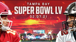 NFL SUPER BOWL LV 55 (Deutsch)
