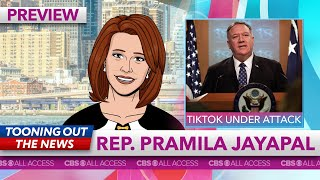 Rep. Pramila Jayapal tells Mike Pompeo to stop scrolling on TikTok