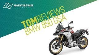 Tom Reviews  BMW 850 GSA