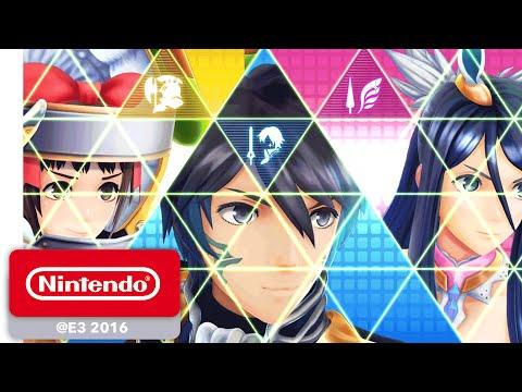 Tokyo Mirage Sessions #FE - Demonstration  - Nintendo E3 2016