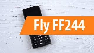 Распаковка Fly FF244 / Unboxing Fly FF244