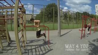 видео Резиновые петли в Киеве