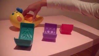 KCT-snail toy, kids toy