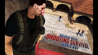 Rules of Royal Shooting Survival World War Android Gameplay