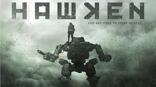 HAWKEN - Gameplay (with background music)