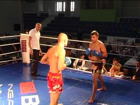 Thai Box Keszi Gym, Profi Box Gála