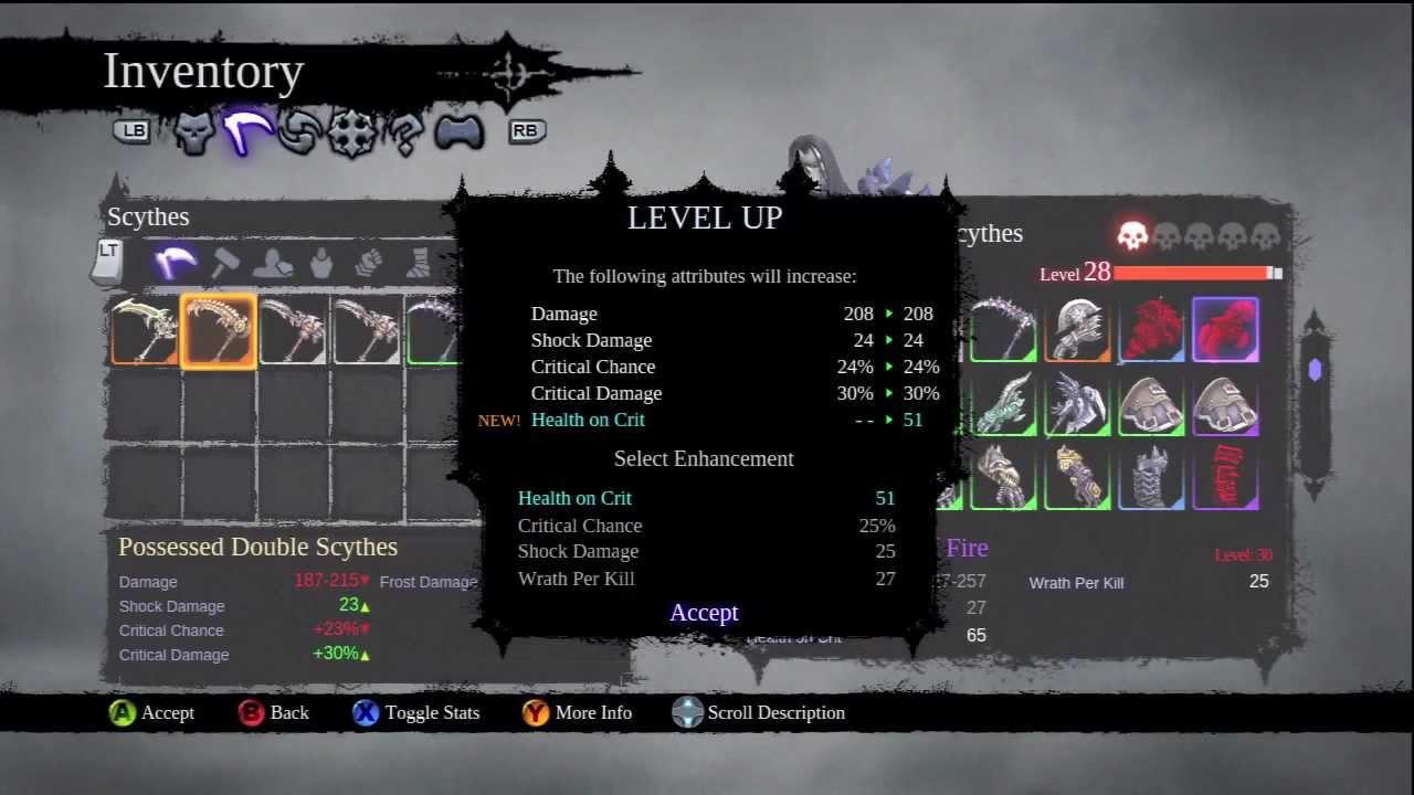 Darksiders 2: sticks & stones side quest guide.