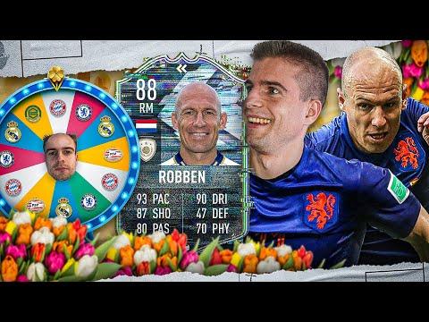 FIFA 21: FLASHBACK Arjen ROBBEN 🇳🇱 Past and Present Glücksrad BUY FIRST GUY 🕔🔥