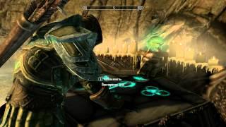 The Elder Scrolls V: Skyrim - Part 23 -  Глубины Алсивунда