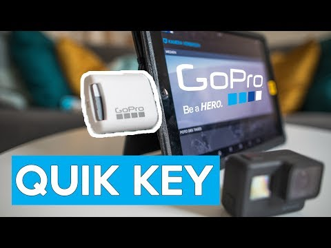 GoPro QUIK KEY | micro SD card reader for your iPhone and Android smartphones