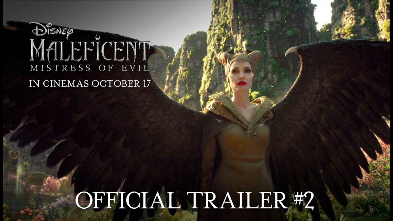 Maleficent Mistress Of Evil At The Capitol Cinema Movie