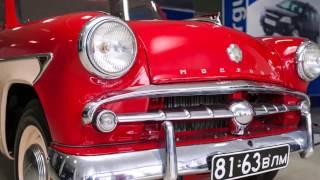#Москвич 407, 1958 г Отличная реставрация.