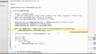 Embedded If Statements in Objective C - Tutorial 48
