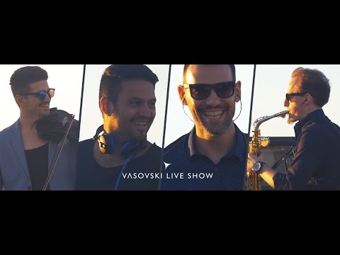 Vasovski Live Show - Disco Juice @ High Note Sky Bar