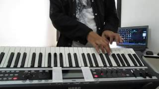 Rainbow - A Light In The Black keyboard solo