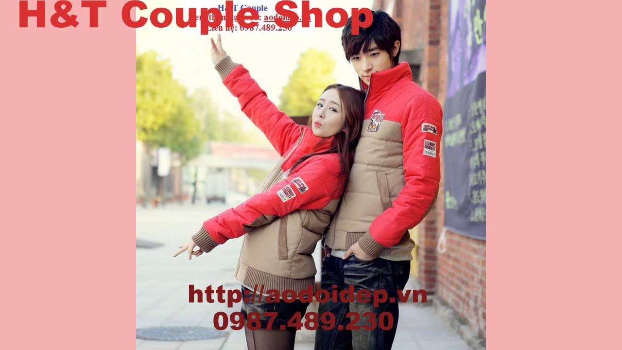 Cửa hàng bán áo đôi, áo gia đình, áo khoác, áo len đôi đẹp tại Hà Nội