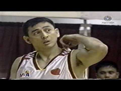 MBA Manila vs  San Juan the year 2000