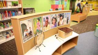 Waukegan Public Library Early Learning Center