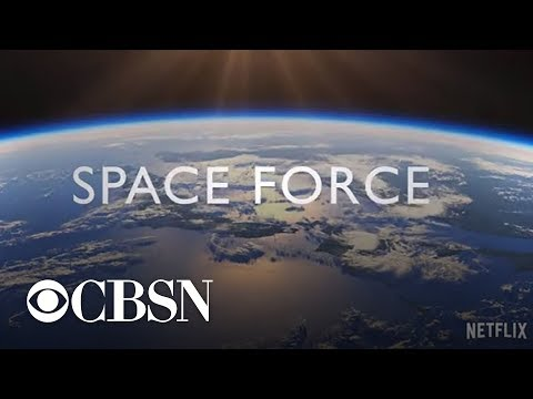 Netflix releases promo for upcoming series Space Force starring Steve Carell