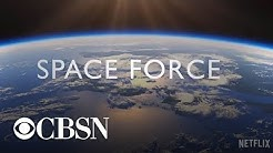 """Netflix releases promo for upcoming series """"Space Force"""" starring Steve Carell"""