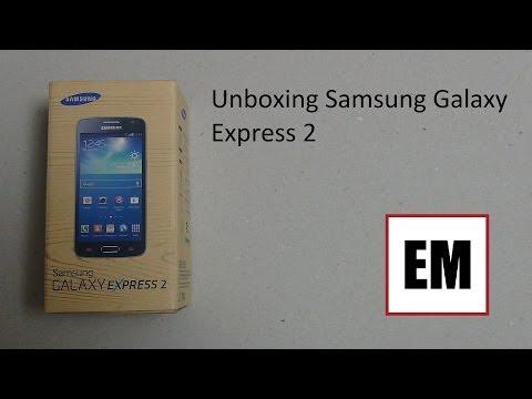 Samsung Galaxy Express 2 unboxing ita da EsperienzaMobile