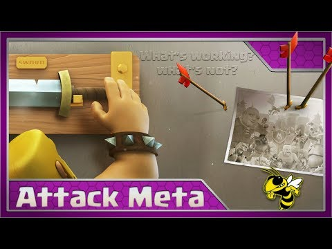 Attack Meta #6 - Best Attack Strategies TH9/10/11